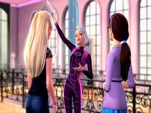 Barbie Moda e Magia - parte 5 - Dublado