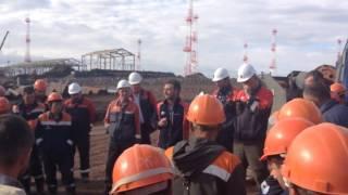 Велесстрой Монтаж Утро 20.07.2016