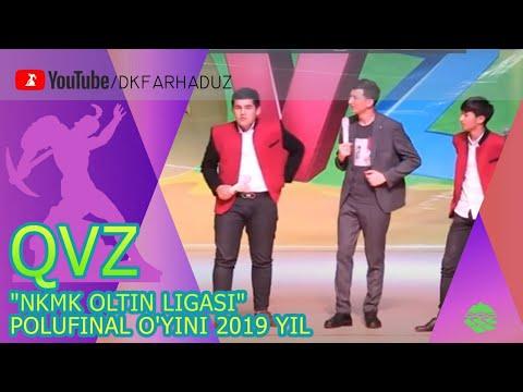 "QVZ ""NKMK Oltin Ligasi"" Polufinal o yini 2019 yil"