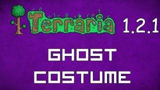 Ghost Costume - Terraria 1.2.1 New Social Set! - GullofDoom - Guide/Tutorial