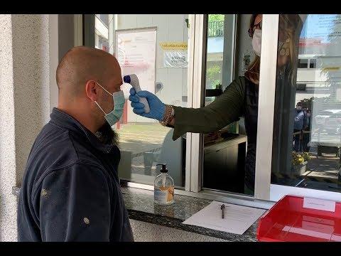 """Aziende e coronavirus, il caso della USAG: """"Orari ridotti, mascherine e plexiglass"""""""