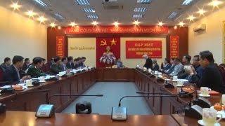 Thường trực Ban Chỉ đạo T.Ư về phòng, chống thiên tai thị sát tại vùng lũ Thừa Thiên - Huế