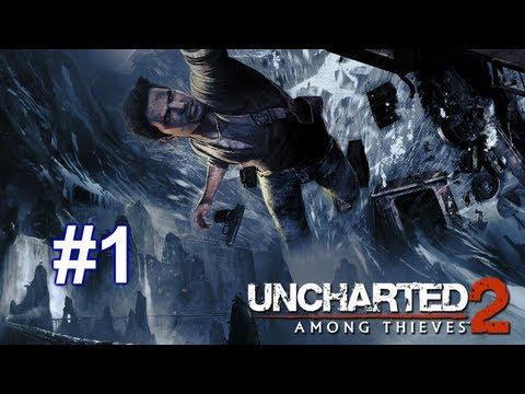 Uncharted 2: Among Thieves | Ep.1 | Анчартед. Первый Взгляд.