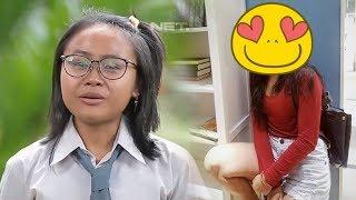 Dimake Over karena Ngaku tak Percaya Diri dengan Betis Besarnya, Lihat Cewek SMK Jakarta Satu Ini