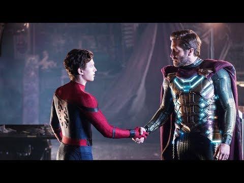 «Человек-Паук: вдали от дома» (2019) — второй трейлер фильма
