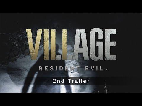《惡靈古堡 8》PS5最新預告片公開 詭異氣氛 恐怖童話