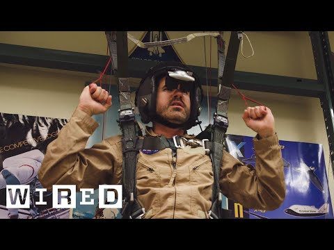 Training to Become a NASA Research Pilot | WIRED