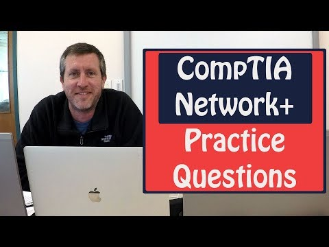 CompTIA Network+ Practice Questions N10-007 - YouTube