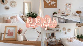 ROOM TOUR 2020 | Boho Style Bedroom
