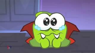 Om nom การ์ตูน | ฮาโลวีนพิเศษ | การ์ตูนสำหรับเด็ก | Halloween Special | วิดีโอเด็กตลก | Super-Noms