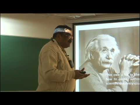 """Talk by Prof. Partha P Chakrabarti on """"History of Science & Technology in Ancient India"""""""