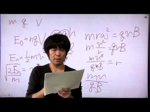 マギーのわくわく物理ランド センター対策 第2問