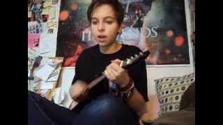 Necessary Evil by The Dresden Dolls (ukulele cover)