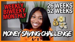 NEW Money Saving Challenge 2020 | Saving a Consistent Amount EACH WEEK!