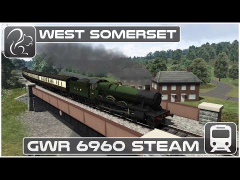 Train Simulator 2017 - GWR 6960 Steam - West Somerset Railway