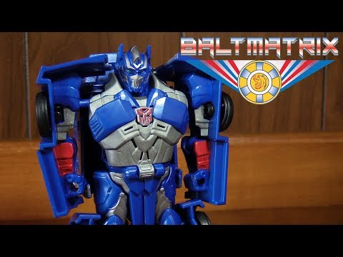 Transformers The Last Knight Allspark Tech Optimus Prime Starter Pack