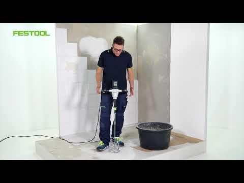 Festool TV Folge 112: Rührwerk MX 1200/2