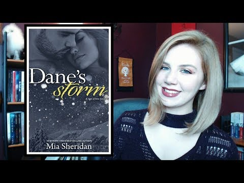 "[Audio Book Review] ""Dane's Storm"" by Mia Sheridan"