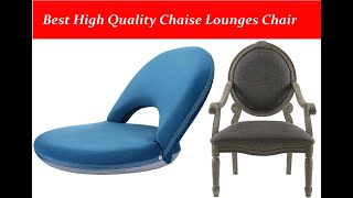 Top 5 New Verson Chaise Lounges Chair : High Quality Chaise Lounges Chair