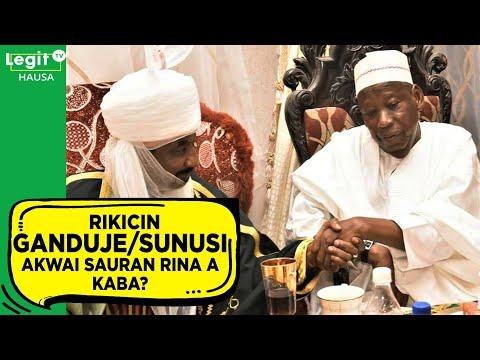 Rikicin Ganduje da Sunusi: Akwai sauran rina a kaba? | Legit TV Hausa