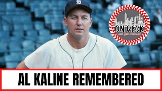 Denny Mclain On Late-Great Al Kaline