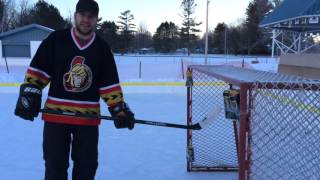 Hockey Skills with Chris of River Town Saints