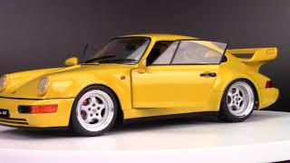 Solido Porsche 911 (964) 3 8 RS