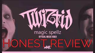"That Juggalo Vlog: Twiztid ""Magic Spellz"" Official Music Video (Review)"