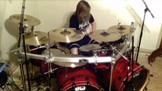 Johnny B. Goode - Judas Priest (Drum Cover)