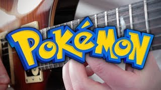 Pokémon Theme on Guitar