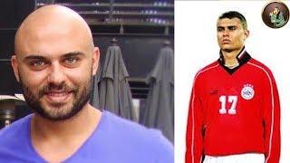 صدق او لا تصدق الممثل احمد صلاح لاعب فى النادى الاهلى