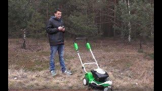 Газонокосилка бензиновая Viking MB 3.2 RT - видео №1
