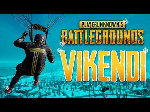 NOVÁ SNĚŽNÁ MAPA!!! - Battlegrounds
