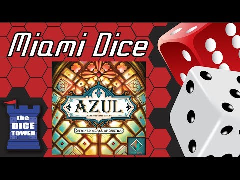 Miami Dice - Azul: Stained Glass of Sintra