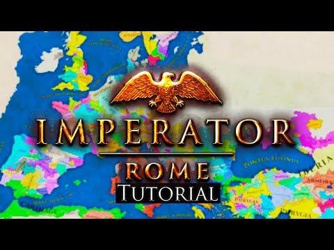 Gameplay de Imperator Rome Deluxe Edition