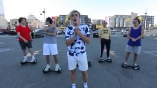 Трюки на гироскутере. Self Balancing Scooter tricks
