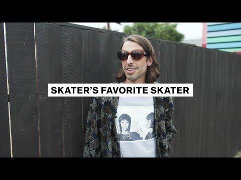 Skater's Favorite Skater: Stefan Janoski