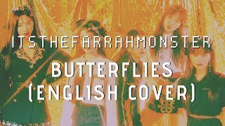 Red Velvet (레드벨벳) - Butterflies [ENGLISH COVER]