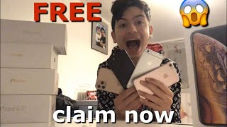 How To Get Free Stuff From Apple (iPhone)