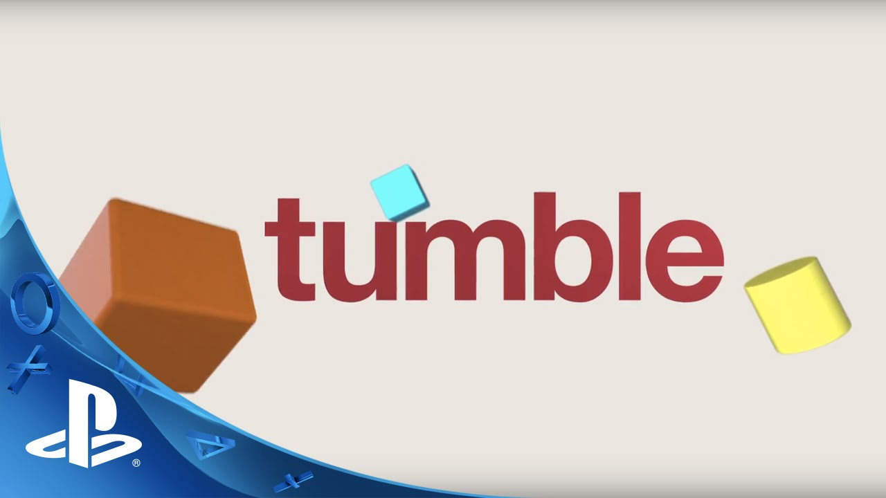 Tumble VR Revealed for PlayStation VR