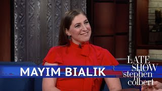 Mayim Bialik Wrote About The Science Of Being A Boy