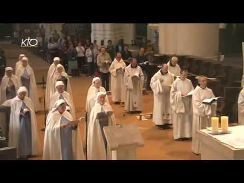 Vêpres et Eucharistie du 13 septembre 2014