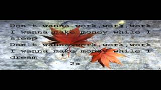 Ace Wilder - Busy Doin' Nothin' ( Lyrics )