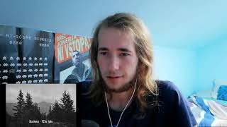 Bathory - The Lake REACTION!!