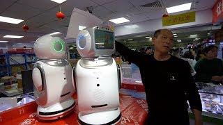Рынок электроники. Китай. Шэньчжень.