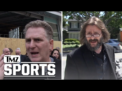 MICHAEL RAPAPORT 'RACIST FANS IN BOSTON ARE DISGUSTING' | TMZ Sports