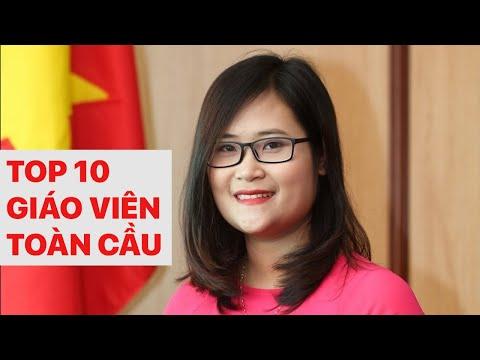 Giáo viên Việt Nam đầu tiên lọt top 10 giáo viên toàn cầu, Cô giáo Hà Ánh Phượng | VTV24