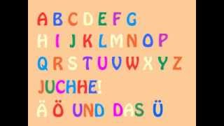 Das deutsche Alphabet-Lied (German Alphabet Song) - Learn German easily