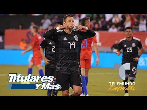 ¿Están castigados realmente Chicharito y Layún? | Telemundo Deportes