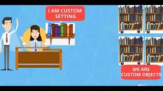 Custom Settings & Custom Metadata in Salesforce with Scenarios - 2020